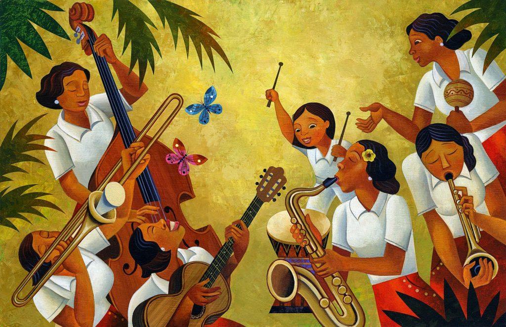 Latin Bando Takımı - Latin Bandosu